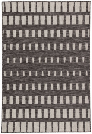 Jaipur Living Decora By Nikki Chu Vaise Dnc05 Dark Gray - Silver Area Rug
