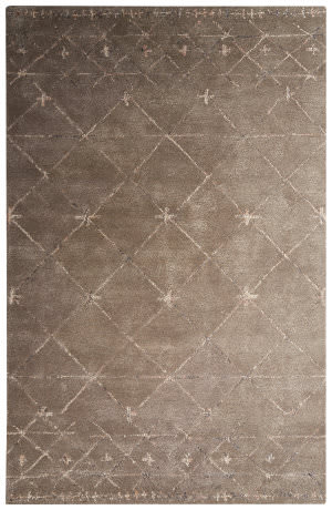 Jaipur Living Etho By Nikki Chu Rhea Enk05 Major Brown Area Rug