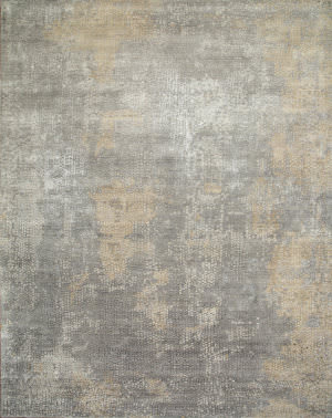 Jaipur Living Chaos Theory By Kavi Esk-404 Ashwood - Medium Gray Area Rug