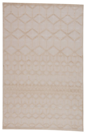 Jaipur Living Fables Alicante Fb145 Vaporous Gray - Bleached Sand Area Rug