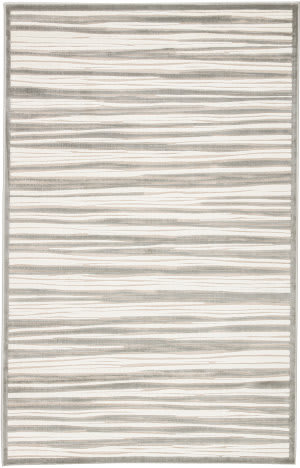 Jaipur Living Fables Linea Fb175 Cream - Silver Area Rug
