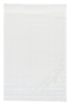 Jaipur Living Fables Thatch Fb44 Bright White - White Sand Area Rug