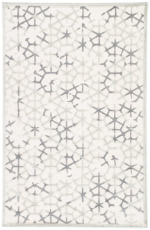 Jaipur Living Fables Charm Fb82 Light Gray - Plum Kitten Area Rug