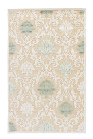 Jaipur Living Fables Glamourous Fb88 Biscotti - Parchment Area Rug