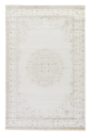 Jaipur Living Fables Wistful Fb97 Light Gray - Barely Blue Area Rug