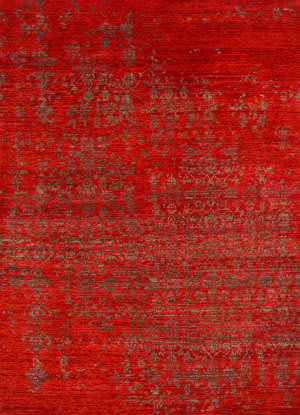 Jaipur Living Geode Rust - Burnt Olive 7'10'' x 10'10'' Rug