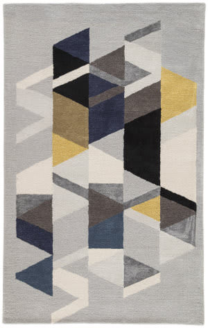 Jaipur Living Genesis Apex Ges02 Light Gray - Multicolor Area Rug