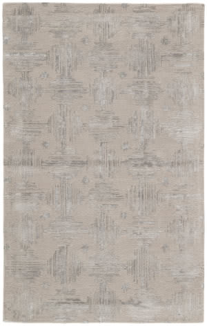 Jaipur Living Genesis Banister Ges14 Taupe - Silver Area Rug