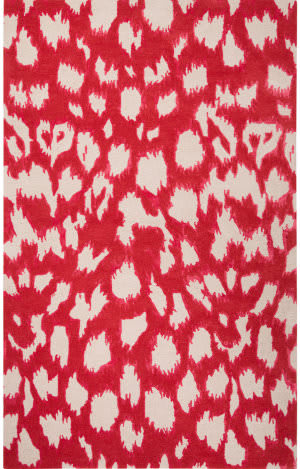 Rugstudio Sample Sale 146254R Maraschino Area Rug