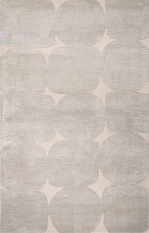 Jaipur Living Gramercy By Kate Spade New York Crazy Dot Gkn24 Platinum Area Rug