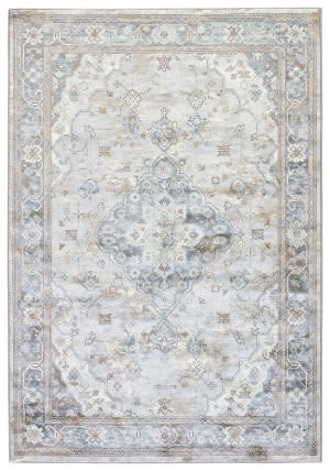 Jaipur Living Greyson Caren Gry05 Stone Blue - Bungee Cord Area Rug