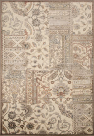 Jaipur Living Harper Belen Har01 Alabaster Gleam - New Wheat Area Rug