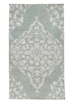 Jaipur Living Heritage Chantilly Hr01 Aqua Sky Area Rug