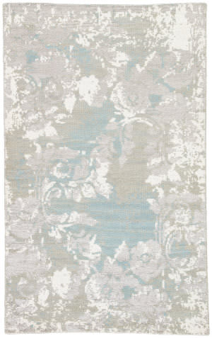 Jaipur Living Heritage Adina Hr17 Gray - White Area Rug