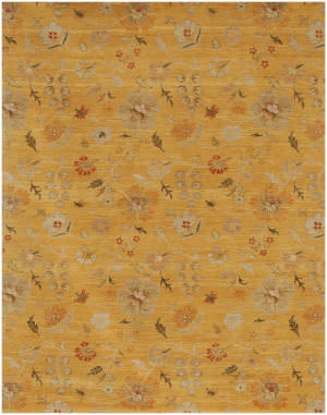 Jaipur Living Carnaby Street Hutton Cb04 Marigold Area Rug