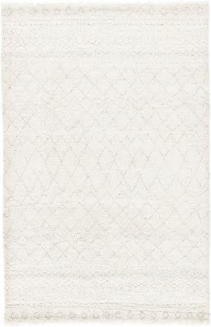 Jaipur Living Indira Bernhard Ind01 White - Gray Area Rug