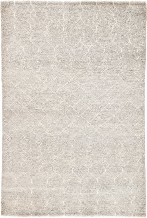 Jaipur Living Indira Margo Ind02 Gray - White Area Rug