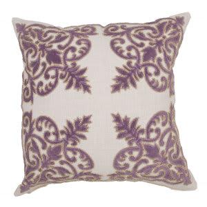 Jaipur Living Inspired By Jennifer Adams Pillow Jen01 Jai01 Creme Brulee