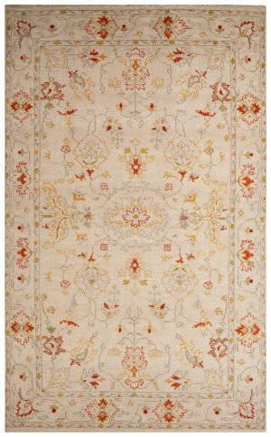 Jaipur Living Jaipur Revival Hacci Jar02 Fog - Apricot Orange Area Rug
