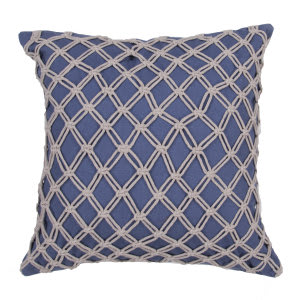 Jaipur Living Timeless By Jennifer Adams Pillow Jen08 Jat20 Vintage Indigo