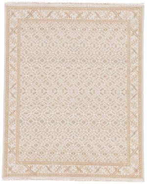 Jaipur Living Jaimak Kiruna Jm38 Gold - Light Gray Area Rug
