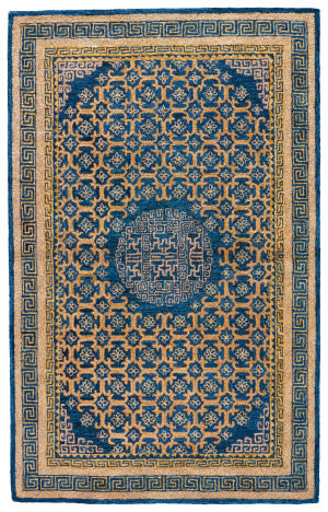 Jaipur Living Kilan Carrara Kil10 Midnight Navy - Total Eclipse Area Rug