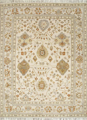 Jaipur Living One Of A Kind Lbt-02 Antique White - Dark Ivory Area Rug