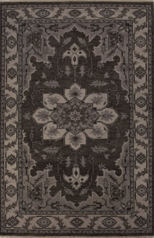 Jaipur Living Liberty Riley Lib01 Gargoyle Area Rug
