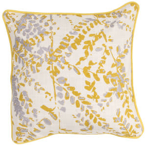 Jaipur Living En Casa By Luli Sanchez Pillow Encasa07 Lsc16 Marshmallow