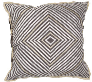 Jaipur Living En Casa By Luli Sanchez Pillow Encasa10 Lsc24 Steel Gray