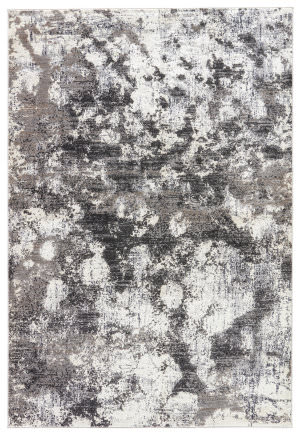 Jaipur Living Masonic Nero Mac07 Light Gray - Cloudburst Area Rug