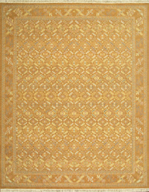 Jaipur Living One Of A Kind Makt-100 Red Orange Area Rug