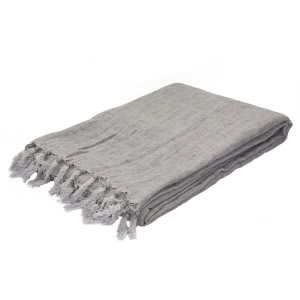 Jaipur Living Madura Throw Ma-01 Mau02 Mirage Gray