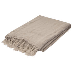 Jaipur Living Madura Throw Ma-01 Mau04 Pumice Stone