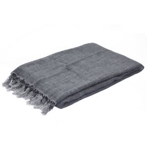 Jaipur Living Madura Throw Ma-01 Mau05 Blue Mirage