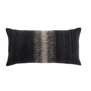 Jaipur Living Mercado Pillow Aravalli Mco08 Black - Gray