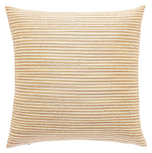 Jaipur Living Mandarina Pillow Metal-05 Mdr16 Lamb's Wool - Curry