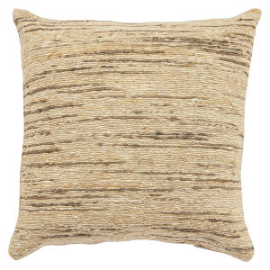 Jaipur Living Mandarina Pillow Sheesha-05 Mdr23 Almond Buff - Walnut