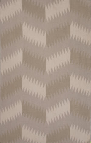 Jaipur Living Traditions Made Modern Flat Weave Toluca Mmf13 Oyster Gray - Twill Area Rug