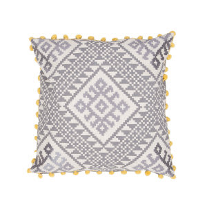 Jaipur Living Traditions Made Modern Pillow Max01 Mnp01 Cement