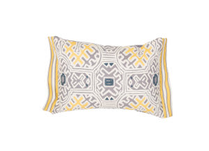 Jaipur Living Traditions Made Modern Pillow Max02 Mnp05 Golden Rod