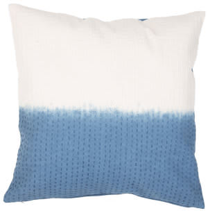 Jaipur Living Traditions Made Modern Pillow Max05 Mnp12 Blue Sapphire