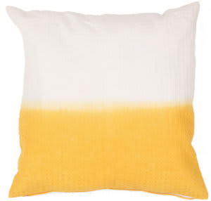 Jaipur Living Traditions Made Modern Pillow Max05 Mnp14 Golden Rod