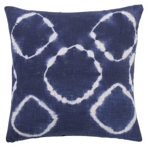 Jaipur Living Montparnasse Pillow Azora Mop07 Indigo - Blue Area Rug