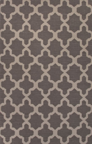 Jaipur Living Maroc Aster Mr114 Moonstruck - Charcoal Gray Area Rug