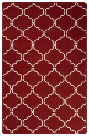 Jaipur Living Maroc Delphine Mr130 Brick Red Area Rug