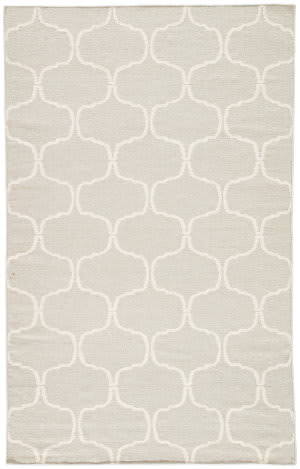 Jaipur Living Maroc Delphine Mr68 Sky Gray - Lily White Area Rug