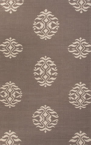 Jaipur Living Maroc Nada Mr93 Pine Bark - Egret Area Rug