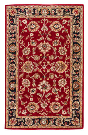 Jaipur Living Mythos Anthea My08 Ketchup - Anthracite Area Rug