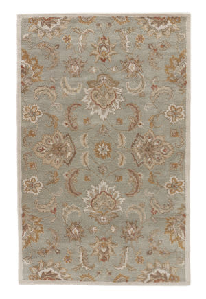 Jaipur Living Mythos Abers My13 Jadeite - Light Gray Area Rug